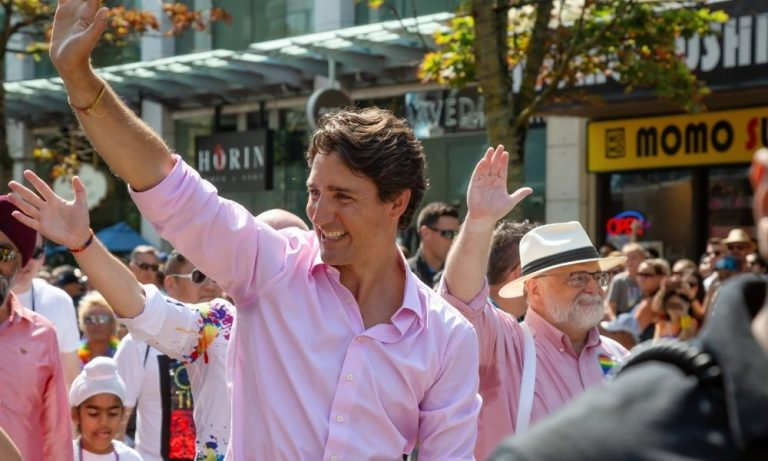 Canada election results - liberals form new government